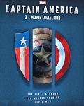 Captain America 3 Movie Collection DIGITAL HD