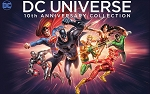 DC Universe 10th Anniversary Collection, 46-Movies DIGITAL HD