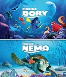 Finding Dory/ Finding Nemo Double Pack DIGITAL HD