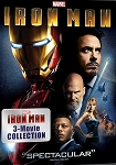 Iron Man 1- 3 Movie Collection  DIGITAL HD