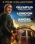 Olympus / London / Angel Has Fallen Triple Film Collection DIGITAL HD
