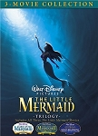 Walt Disney's The Little Mermaid Trilogy DIGITAL HD