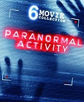 Paranormal Activity 1-6 Movie Collection DIGITAL HD