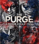 The Purge 1-4 Movie Collection DIGITAL HD