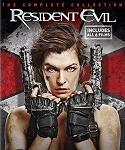 Resident Evil The Complete Collection DIGITAL HD
