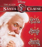 The Santa Clause 1- 3 Movie Collection DIGITAL HD