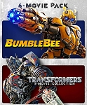 Bumblebee & Transformers Ultimate 1-6 Movie Collection DIGITAL HD