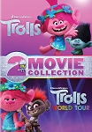 Trolls / Trolls World Tour / Holiday 1 2 3 Movie Collection DIGITAL HD