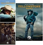 Yellowstone The Complete Seasons 1-3