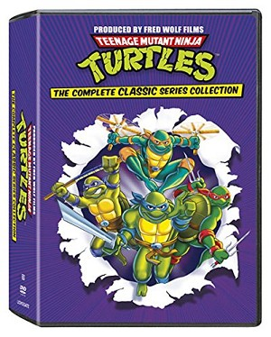 Teenage Mutant Ninja Turtles The Complete Classic Series Collection DIGITAL HD